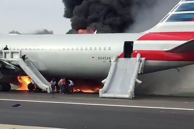 American Airlines Flight 383